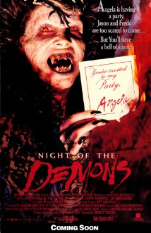 Watch Movie Night of the Demons