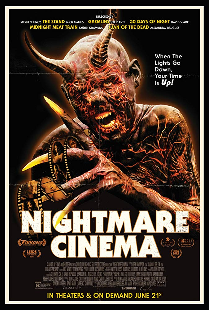 Watch Movie Nightmare Cinema