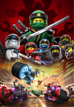 Watch Movie Ninjago: Masters of Spinjitzu - Season 8