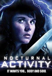 Watch Movie Nocturnal Activity