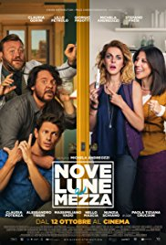 Watch Movie Nove lune e mezza