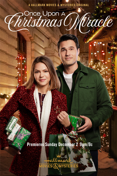 Watch Movie Once Upon a Christmas Miracle