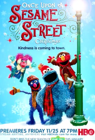 Watch Movie Once Upon A Sesame Street Christmas