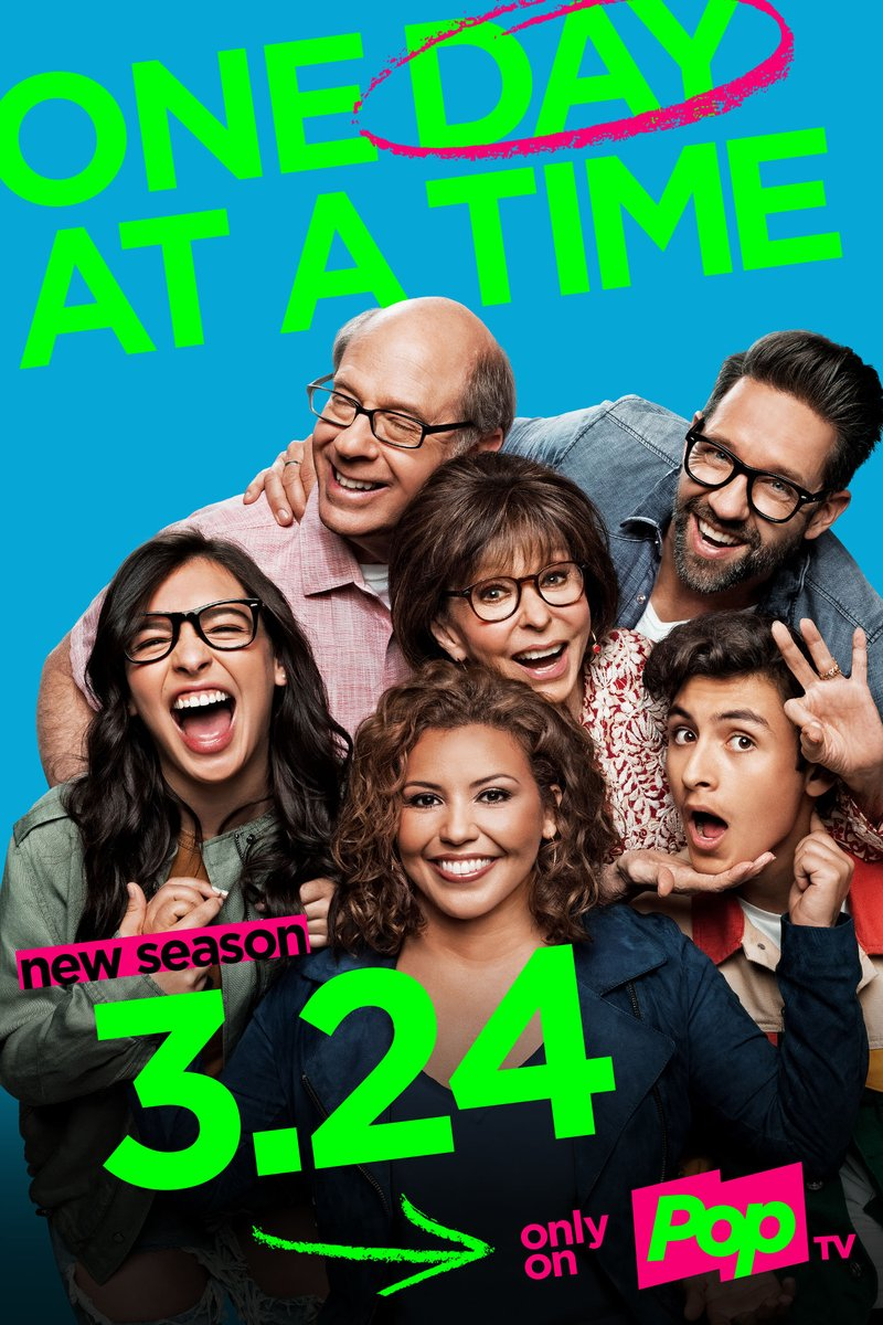 Watch Movie One Day At A Time - Season 4