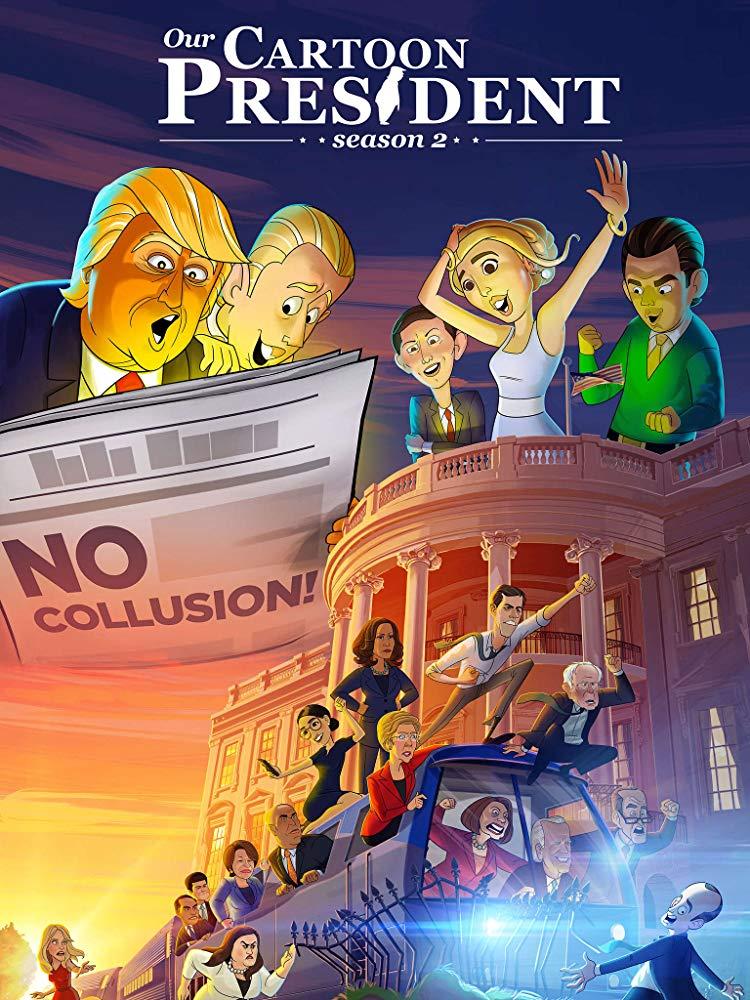 Watch Movie Our Cartoon President - Season 3