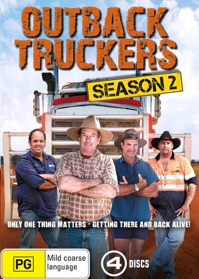 Watch Movie Outback Truckers - Season 8
