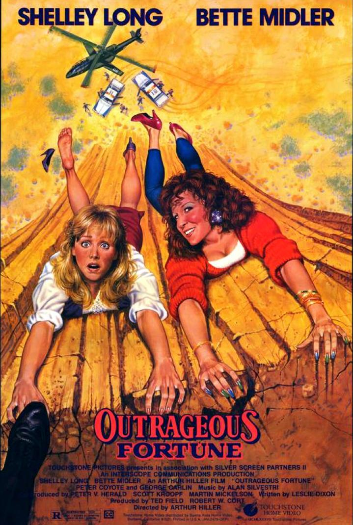 Watch Movie Outrageous Fortune
