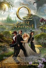 Watch Movie Oz The Great And Powerful