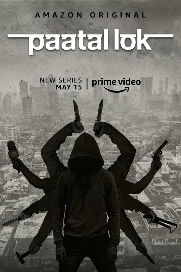 Watch Movie Paatal Lok - Season 1