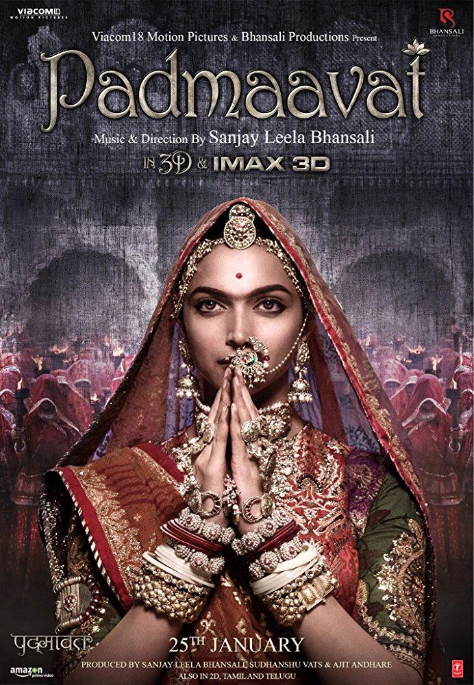 Watch Movie Padmaavat