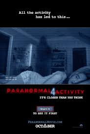 Watch Movie Paranormal Activity 4
