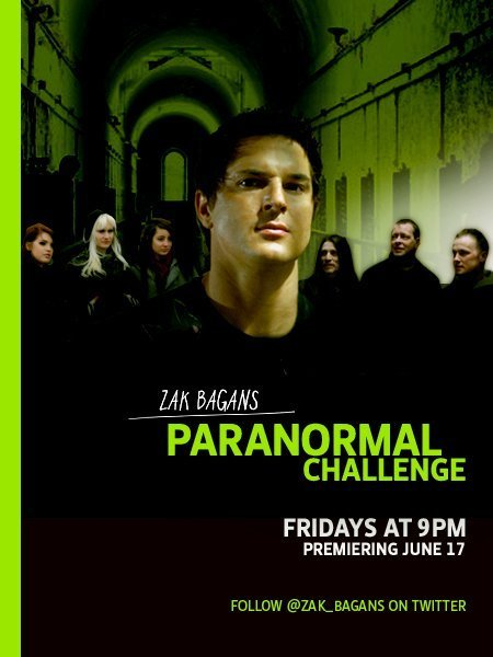 Watch Movie Paranormal Challenge - Season 1