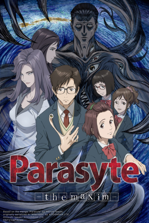 Watch Movie Parasyte: The Maxim - Season 1