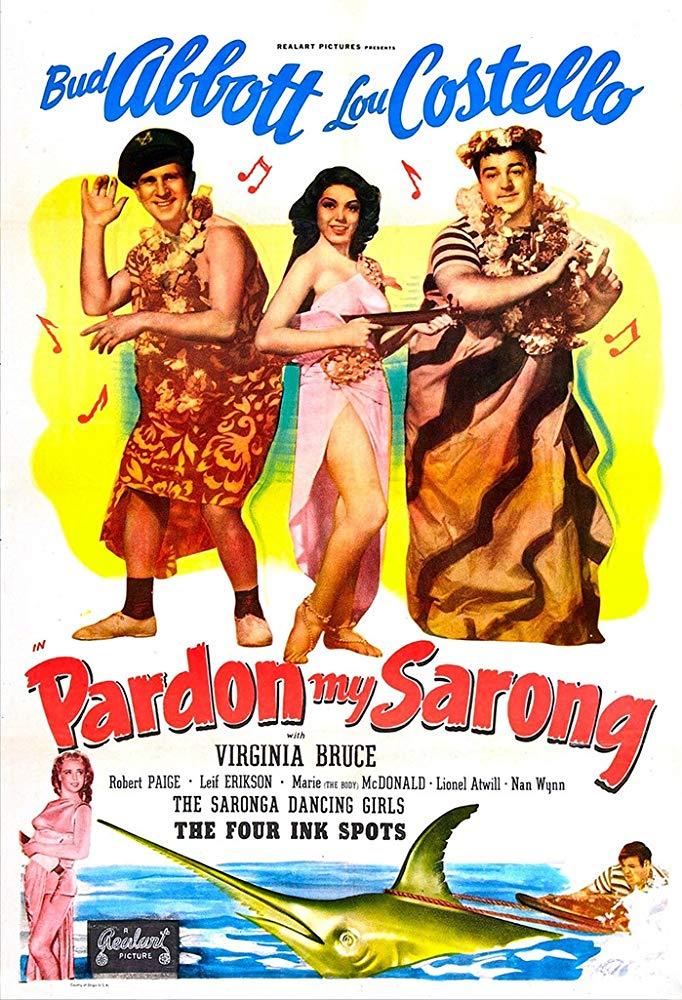 Watch Movie Pardon My Sarong