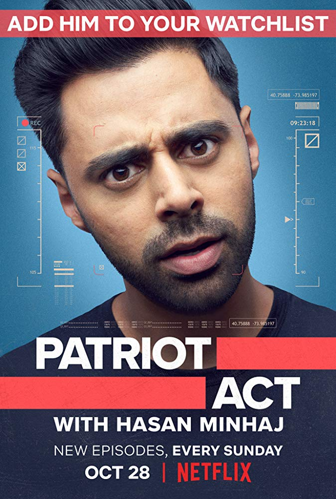 Watch Movie Patriot Act with Hasan Minhaj - Season 1