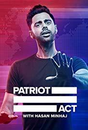 Watch Movie Patriot Act with Hasan Minhaj - Season 4