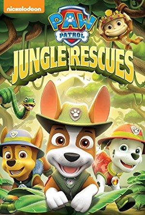 Watch Movie Paw Patrol: Jungle Rescues
