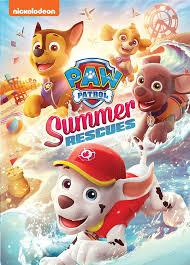 Watch Movie Paw Patrol Summer Rescues