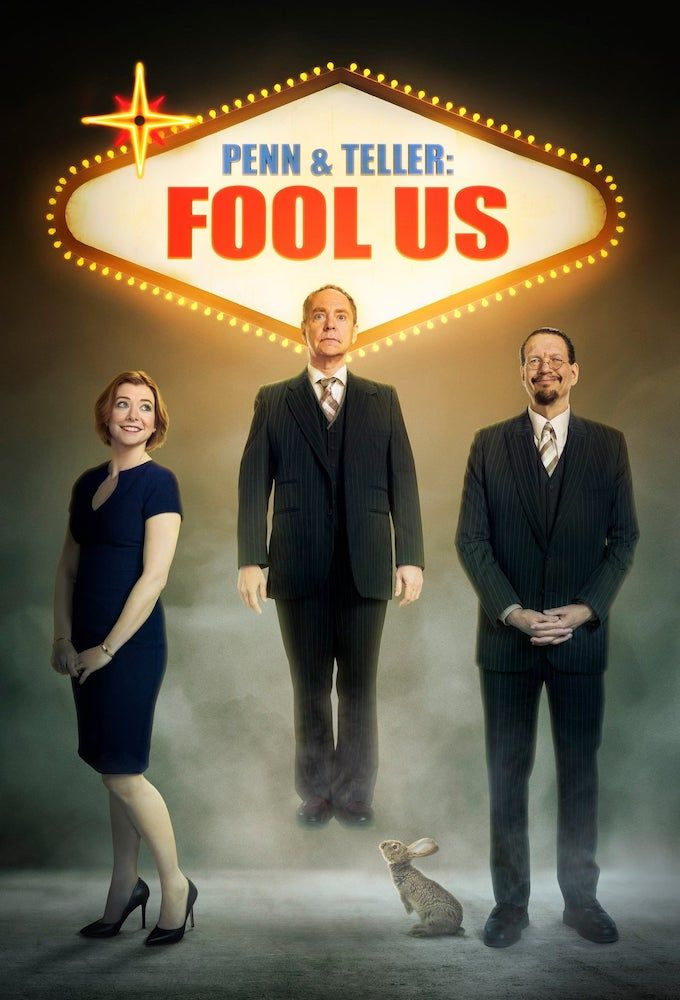 Watch Movie Penn & Teller: Fool Us - Season 8