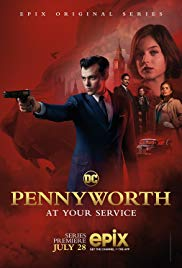 Watch Movie Pennyworth - Season 2