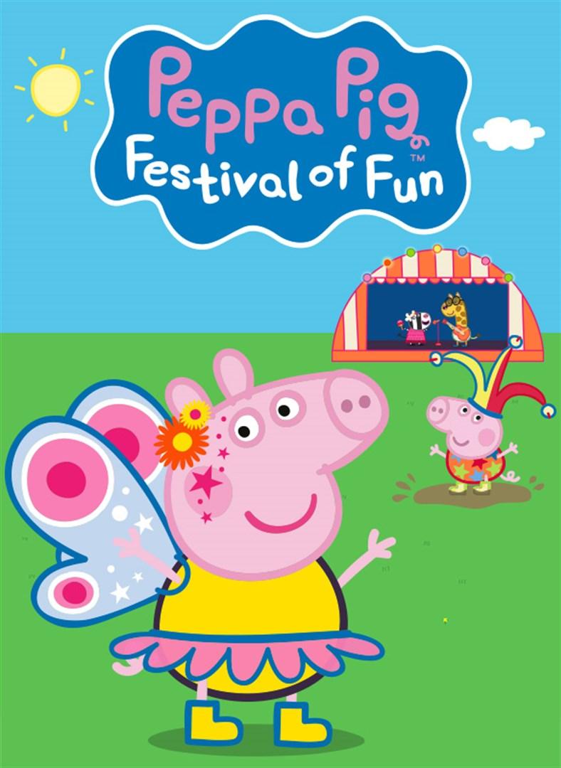 Watch Movie Peppa Pig: Festival of Fun
