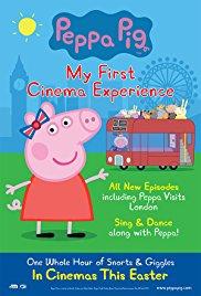 Watch Movie Peppa Pig: My First Cinema Experience