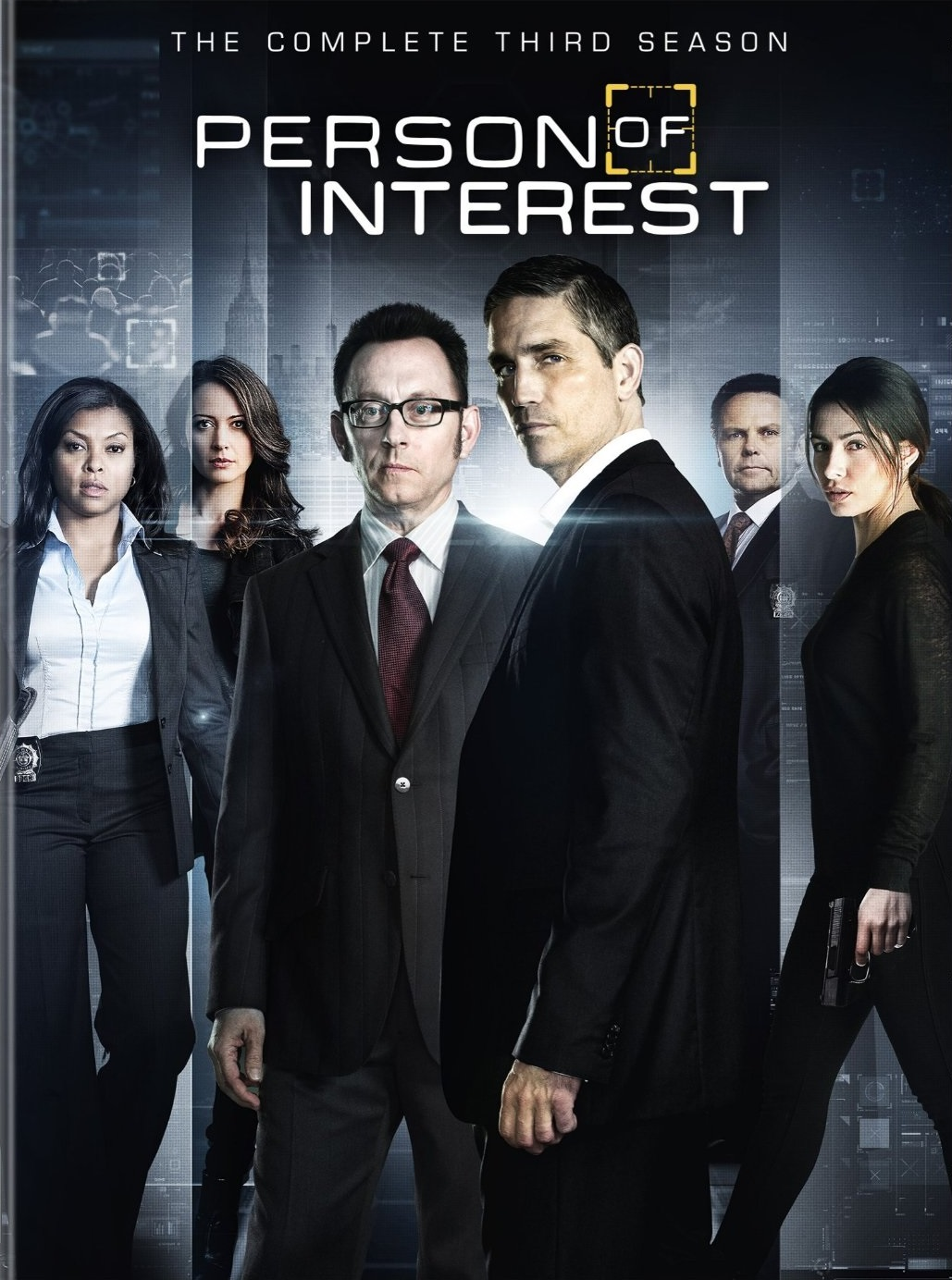 Watch Movie Person Of Interest - Season 3
