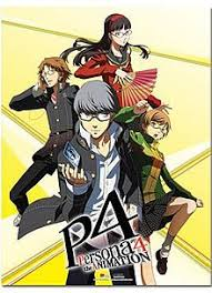Watch Movie Persona 4 the Animation