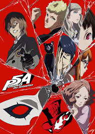 Watch Movie Persona 5 the Animation
