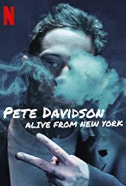Watch Movie Pete Davidson: Alive from New York