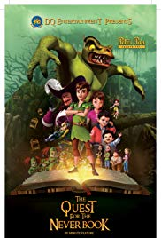 Watch Movie Peter Pan: The Quest for the Never Book