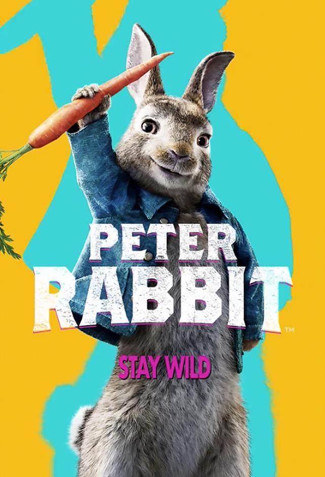 Watch Movie Peter Rabbit