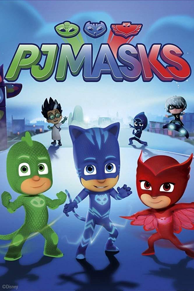Watch Movie PJ Masks - Season 1