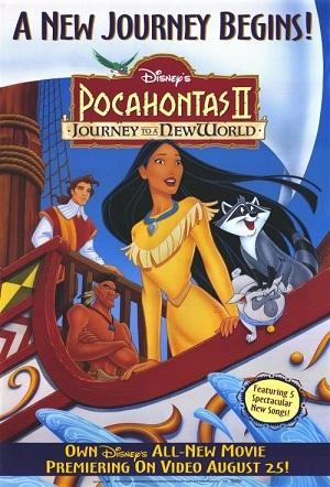 Watch Movie Pocahontas II: Journey to a New World