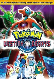 Watch Movie Pokemon - Destiny Deoxys