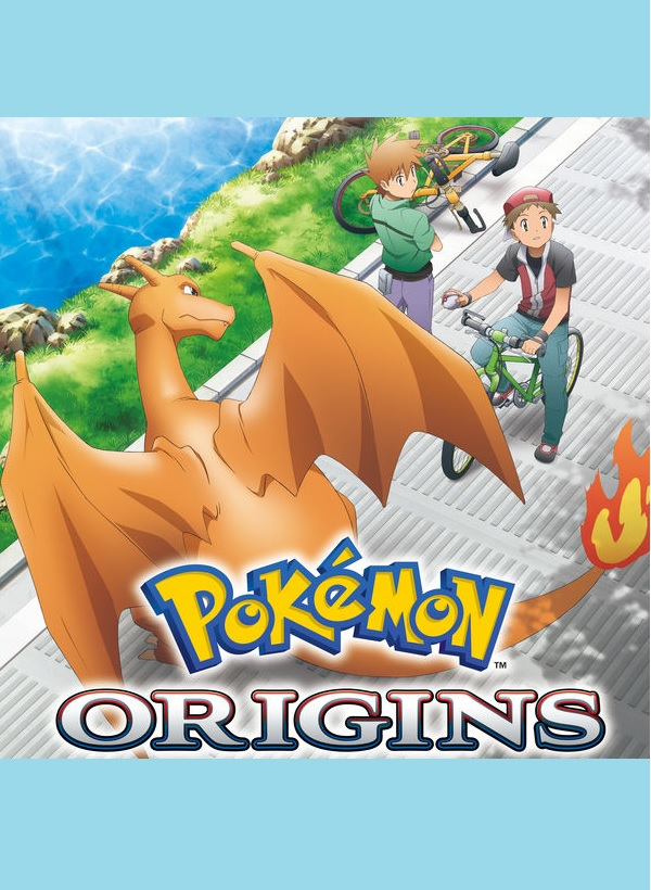 Watch Movie Pokemon Origins