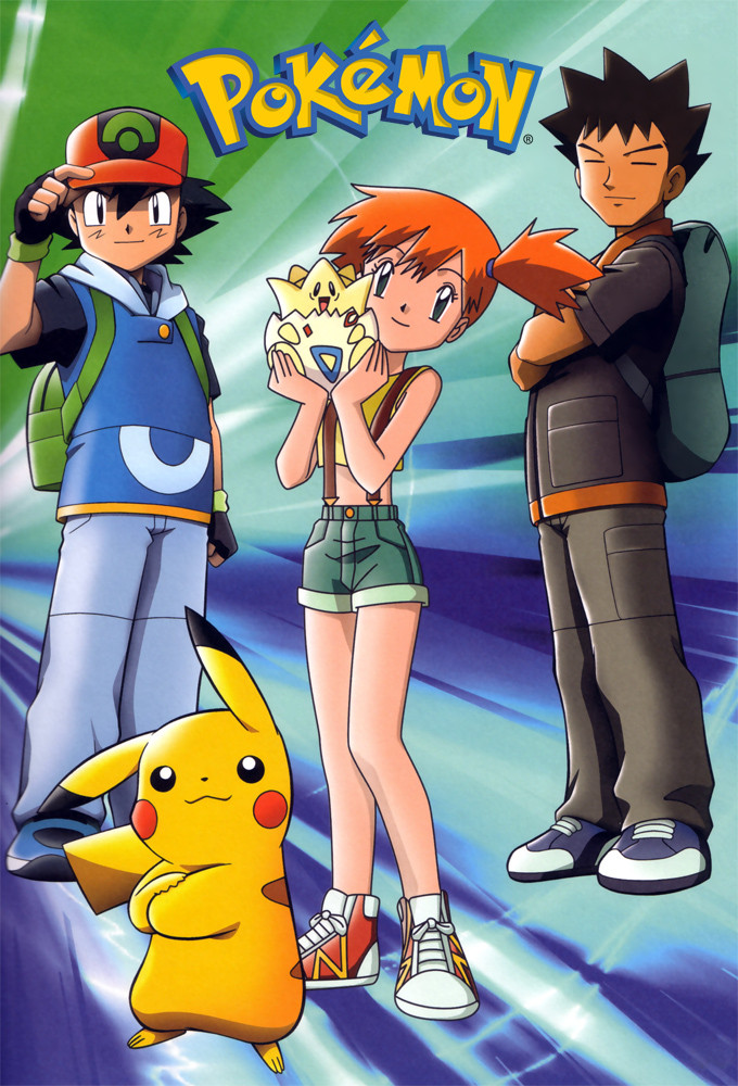 Watch Movie Pokemon - Season 12