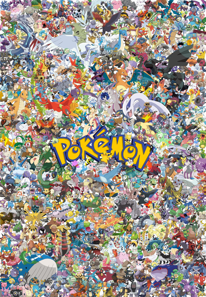 Watch Movie Pokemon - Season 14