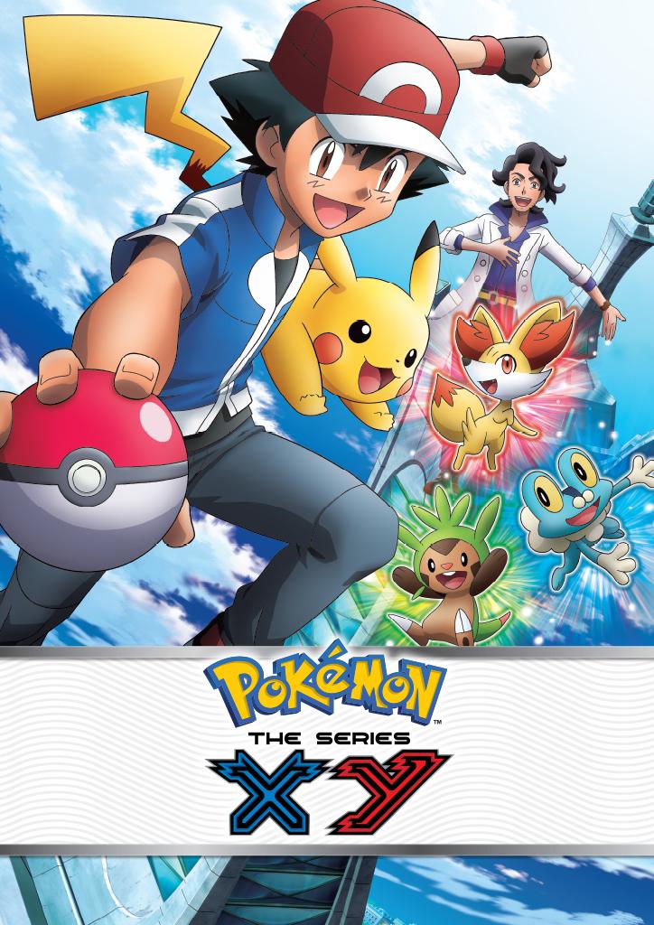 Watch Movie Pokemon - Season 17