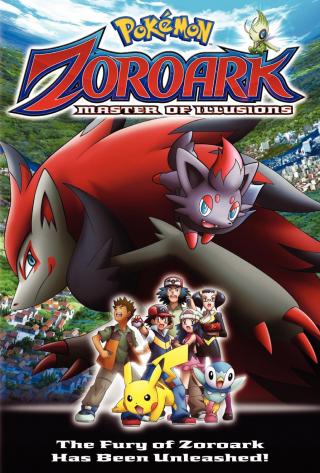 Watch Movie Pokemon - Zoroark Master Of Illusions