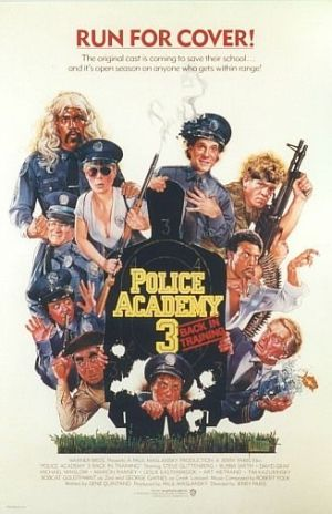 Watch Movie Police Academy 3: Back in Training