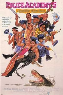 Watch Movie Police Academy 5: Assignment: Miami Beach