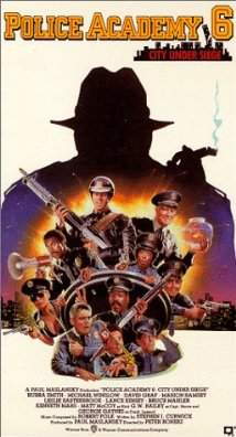 Watch Movie Police Academy 6: City Under Siege