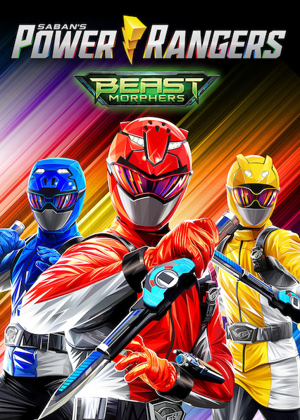 Watch Movie Power Rangers Beast Morphers - Season 2