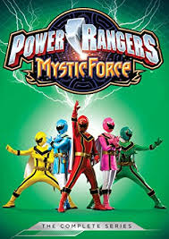 Watch Movie Power Rangers Mystic Force - Season 14
