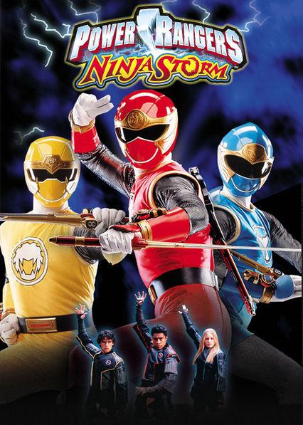Watch Movie Power Rangers Ninja Storm