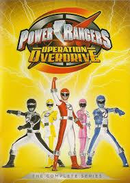 Watch Movie Power Rangers Operation Overdrive - Season 15