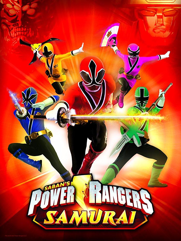 Watch Movie Power Rangers Samurai
