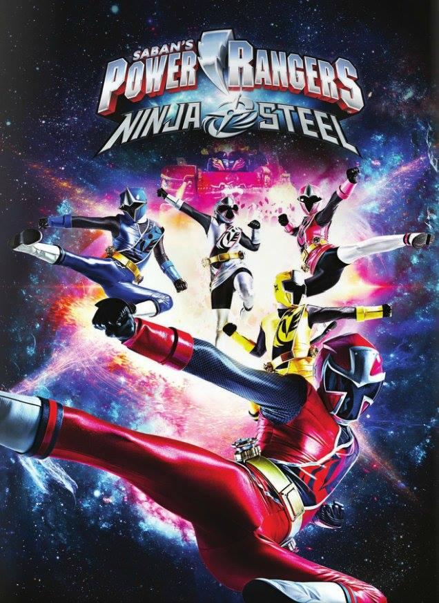 Watch Movie Power Rangers Super Ninja Steel - Season 25