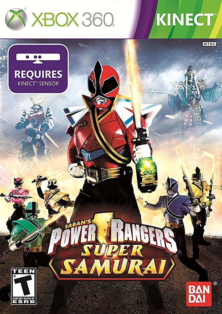 Watch Movie Power Rangers Super Samurai